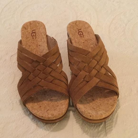 UGG Shoes | Ugg Lilah Wedges | Poshmark